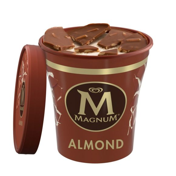 Magnum Pint Almond Ijs product photo