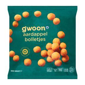 g'woon Aardappelbolletjes product photo