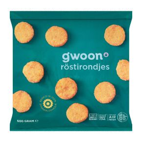 g'woon Röstirondjes product photo