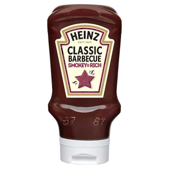 Heinz Classic BBQ Saus 400 ml product photo