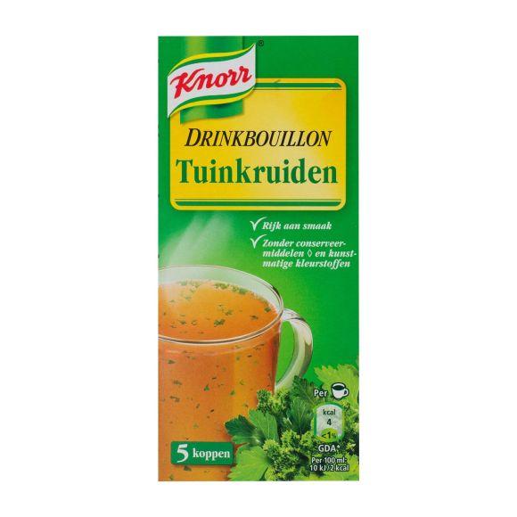 Knorr Drinkbouillon Tuinkruiden Soep product photo