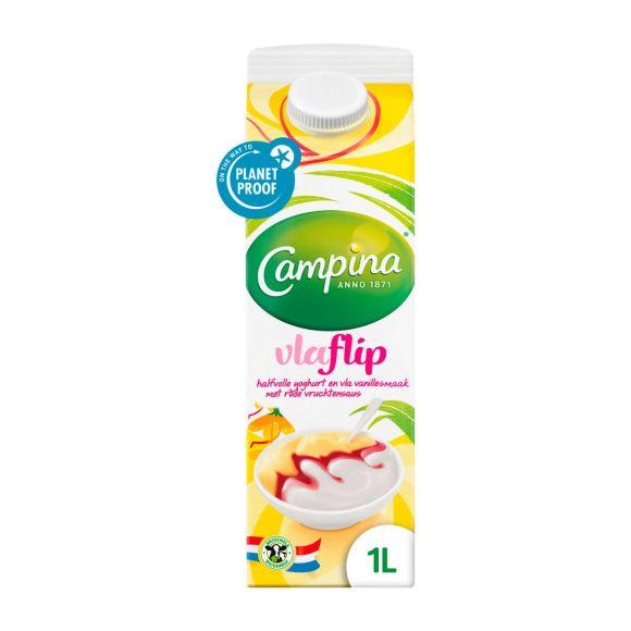 Campina Vlaflip vanille product photo