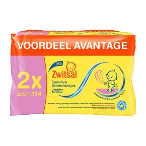Zwitsal  Baby Billendoekjes Sensitive product photo