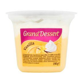 Ehrmann Grand Dessert Vanille 190 gram product photo