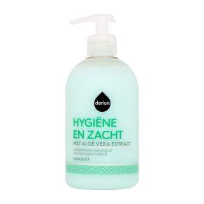 Derlon Handzeep met pomp hygiëne product photo