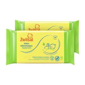 Zwitsal  Baby Billendoekjes Lotion product photo