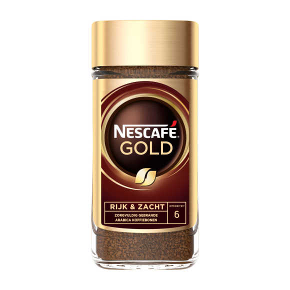Nescafé Oploskoffie goud product photo