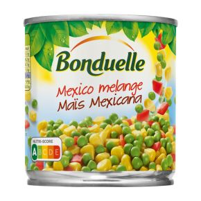 Bonduelle Mexico mélange product photo