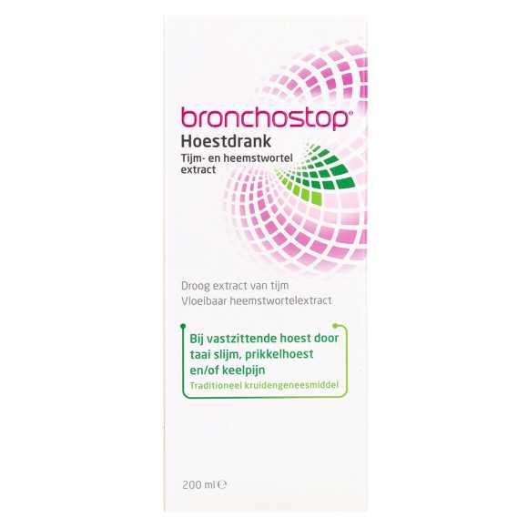 Bronchostop Hoestdrank product photo