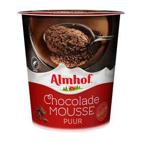 Almhof pure chocolademousse product photo