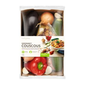Verspakket couscous product photo