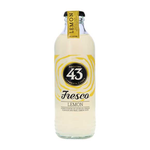 Licor 43 Fresco lemon product photo