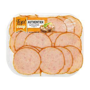 Top! van CoopAuthentieke kip grillworst product photo