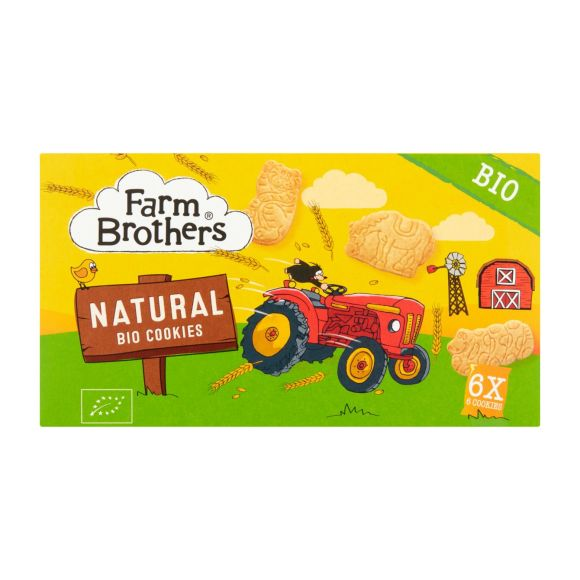 Farm Brothers Kids cookies naturel product photo