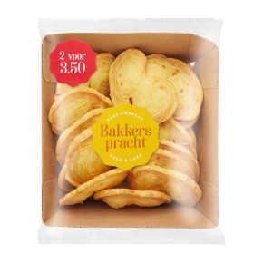 Bakkerspracht Roomboter kaasvlinders product photo
