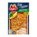 Iglo Fish Cuisine bretagne product photo