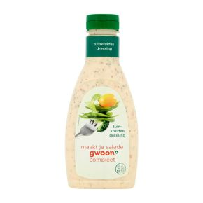 g'woon Dressing tuinkruiden product photo