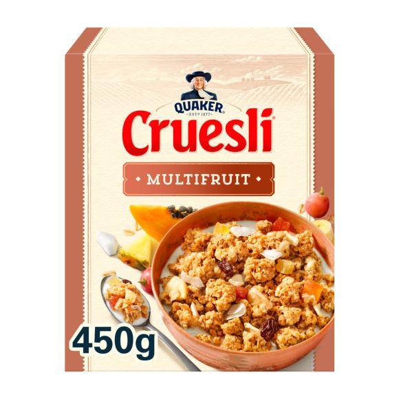 Quaker Cruesli multifruit product photo