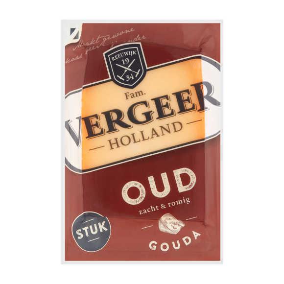 Vergeer Holland Oud zacht & romig Gouda kaas 48+ product photo