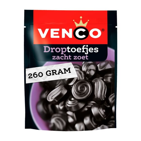 Venco Droptoefjes product photo