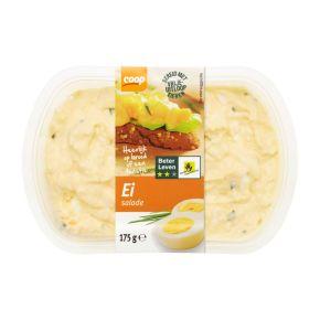 Coop Scharrel ei salade 1 ster product photo