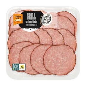 Top! van CoopAuthentieke grillworst product photo