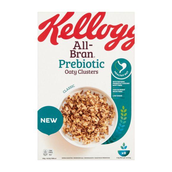Kellogg's All-bran prebiotic original product photo