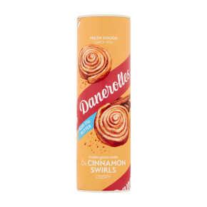 Danerolles Cinnamon swirls croissants product photo