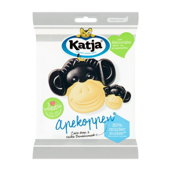Katja Apekoppen minder suiker product photo
