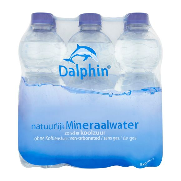 Dalphin Water zonder koolzuur product photo