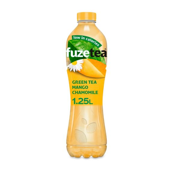 Fuze Tea Green tea mango product photo