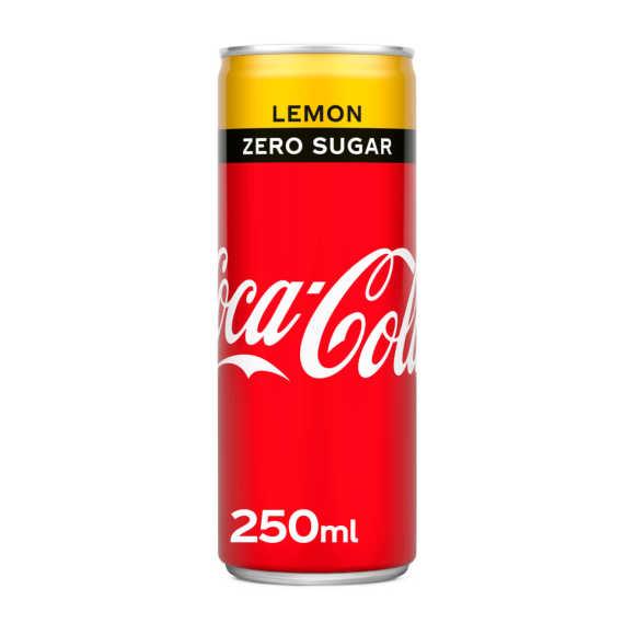 Coca-Cola Zero Lemon product photo