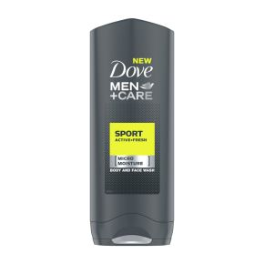 Dove Shower Men Active Fresh product photo