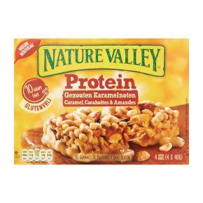 Nature Protein gezouten karamelnoten product photo