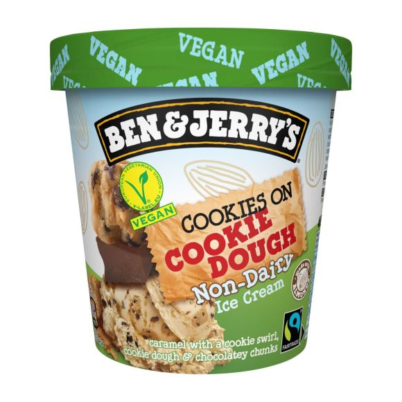 Ben & Jerry's Non diary cookie dough product photo