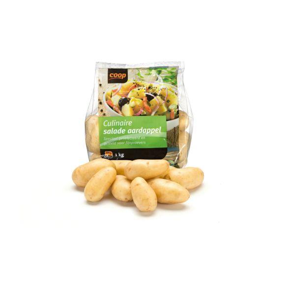 Bak aardappelen product photo