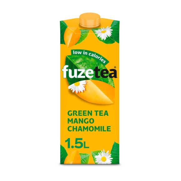 Fuze Tea Mango chamomile product photo