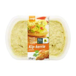 Coop Kip-kerrie salade 1 ster product photo