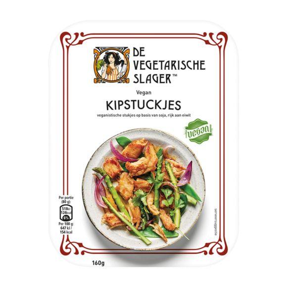 Vegetarische Slager Kipstukjes product photo