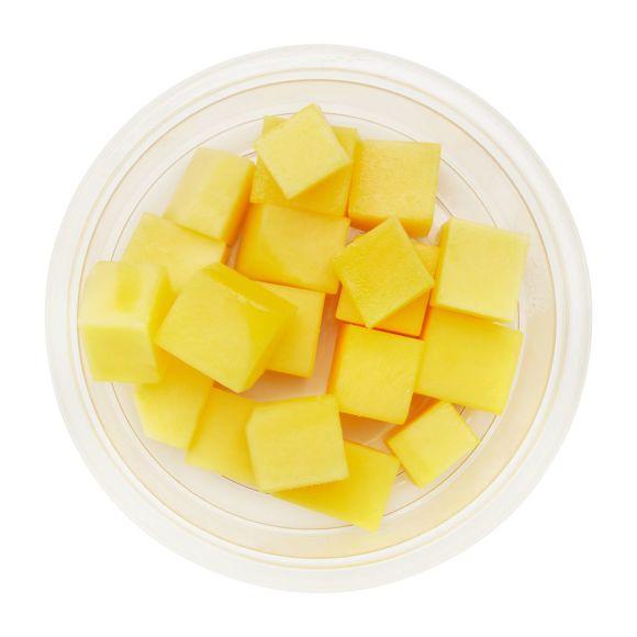 Mango blokjes product photo
