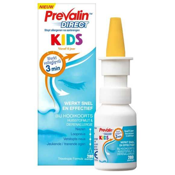 Prevalin Neusspray kids 20ml product photo