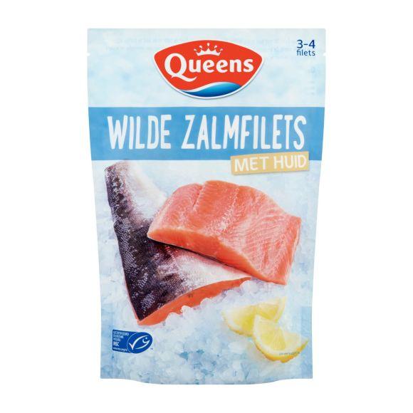 Queens Zalmfilet met huid product photo