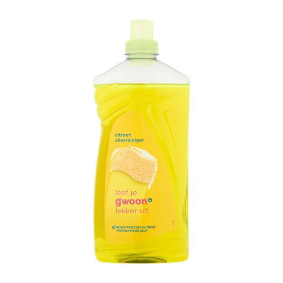 g'woon Allesreiniger citroen product photo