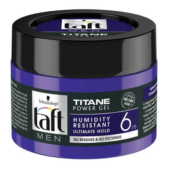 Taft Gel Titane jar product photo
