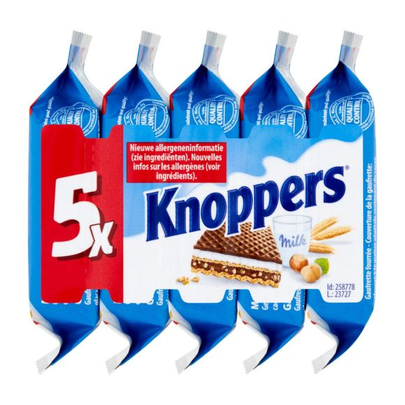 Knoppers Wafels 5-pack product photo