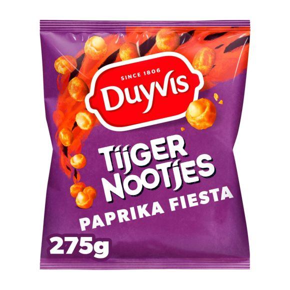 Duyvis Tijgernootjes fiesta paprika product photo