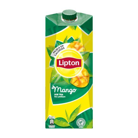 Lipton Ice tea tropical product photo