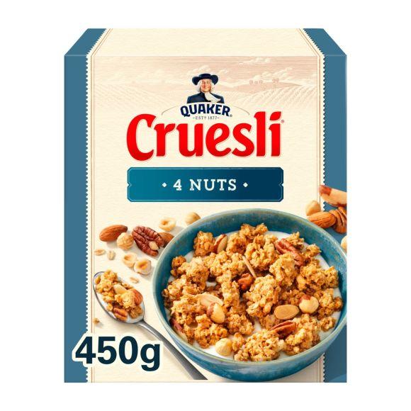 Quaker Cruesli 4 noten product photo