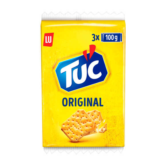 TUC Crackers naturel 3-pack product photo