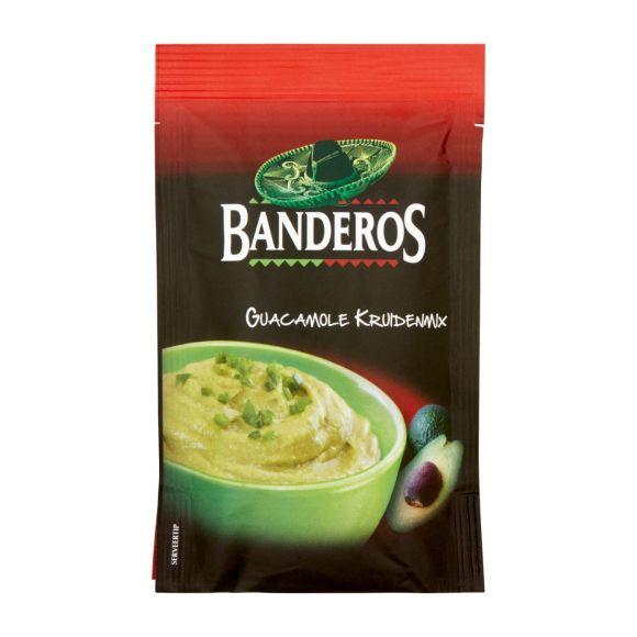 Banderos Guacamole mix product photo